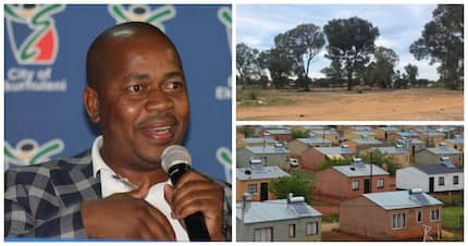City of Ekurhuleni ready to expropriate 4 plots of land without compensation