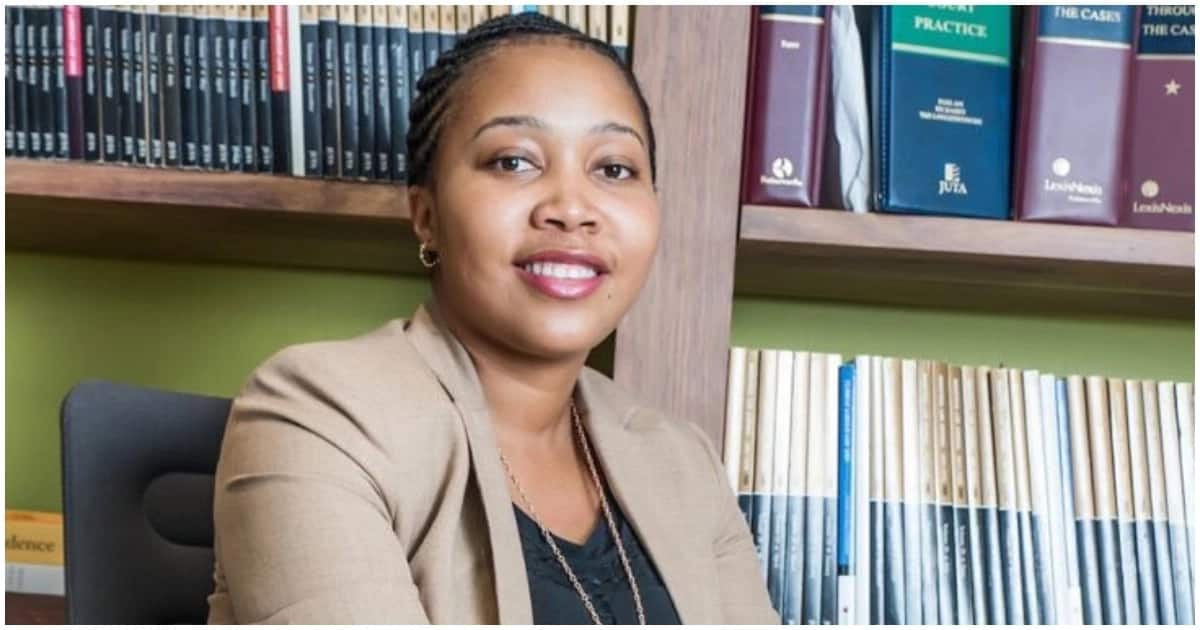 Meet Zinhle Ngwenya, who is living out her dream as an advocate