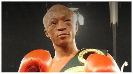 Buthelezi wins the right to retain the IBO junior bantamweight title