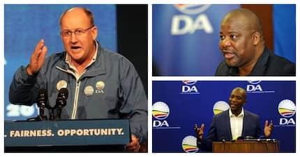 Athol Trollip may well remain as the mayor of Nelson Mandela Bay