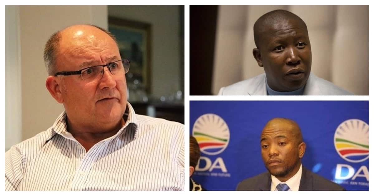 Athol Trollip ousted as NMB mayor in controversial no confidence vote