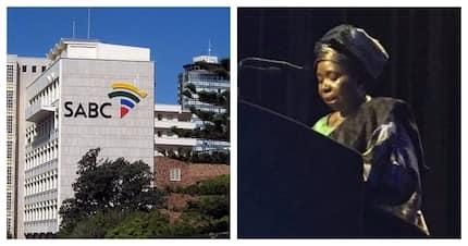 "SABC in trouble for referring to Dlamini-Zuma as ""Zuma's ex-wife"""