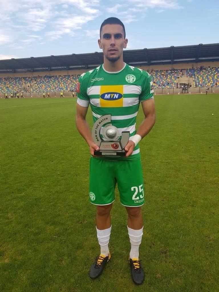 Giovanni Solinas anxious for Lorenzo Gordinho to return to Chiefs