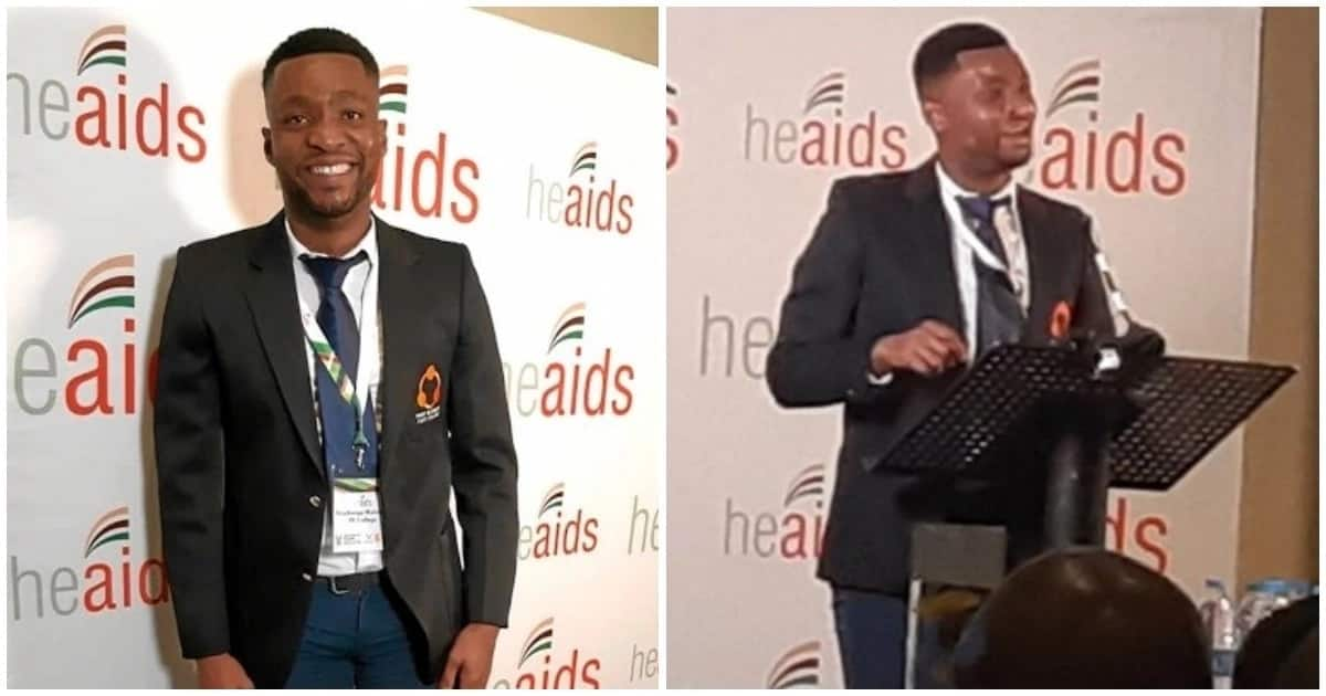 Siyabonga Makhonxa: I was sexually assaulted by other men, now I have HIV