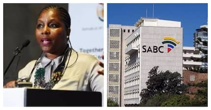 Communications minister calls SABC a dying institution