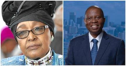 Herman Mashaba wants city council chambers named after Winnie Mandela