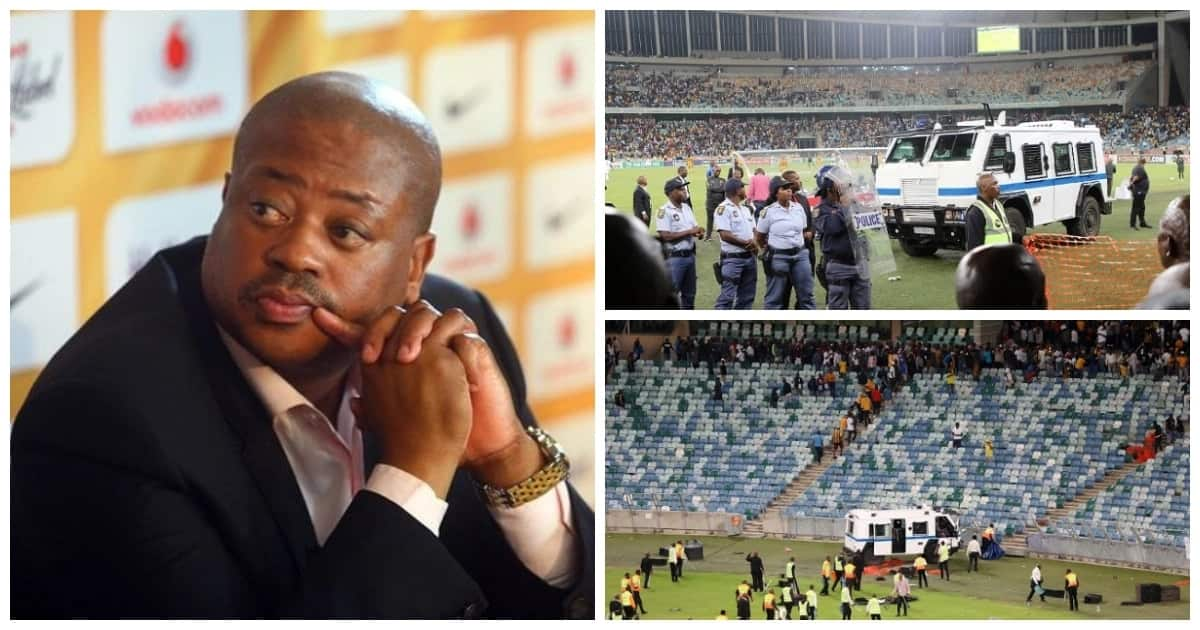 Kaizer Chiefs launch appeal against PSL ruling on Moses Mabhida Stadium riot
