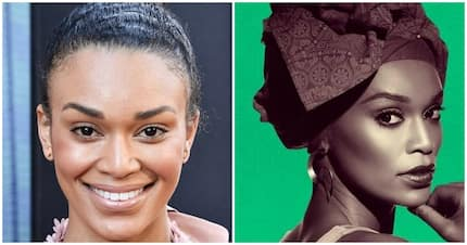 Pearl Thusi shares a makeup-free selfie and sends tweeps into a frenzy