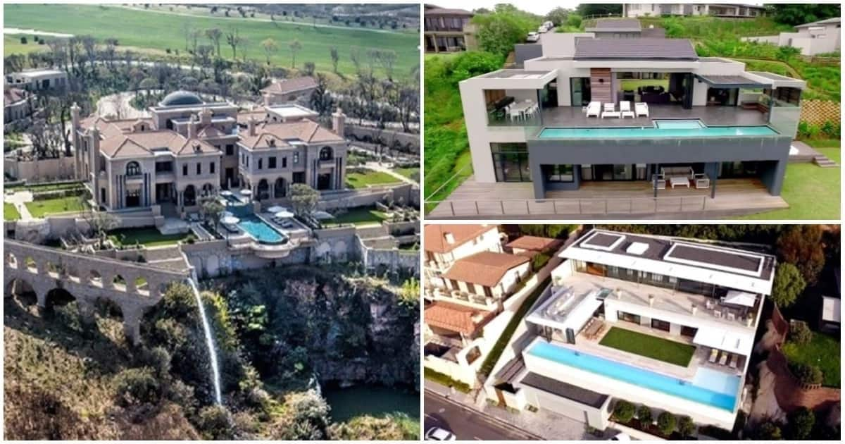 Luxury: A look inside 5 of South Africa's most spectacular mansions