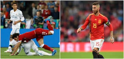 Real Madrid star Ramos reveals his family received death threats after Salah's injury