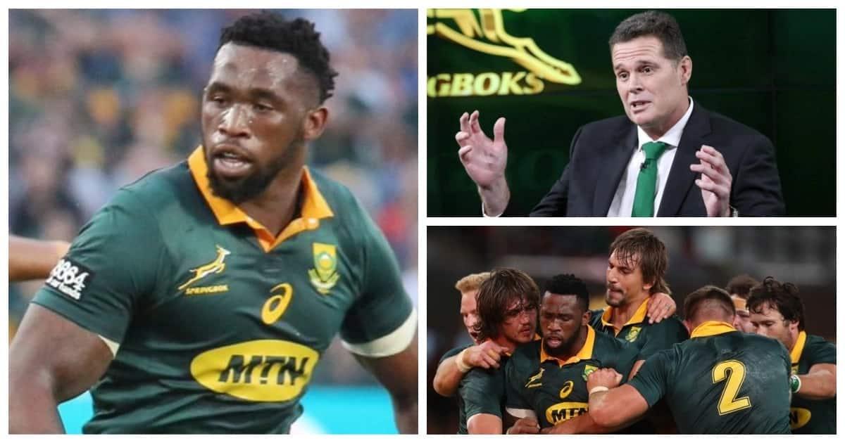 Siya Kolisi named as first black Springbok captain