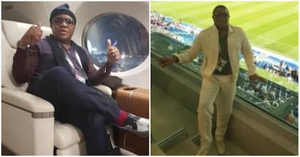 Tweeps accuse Fikile Mbalula of being a childish showoff: He'll never grow up