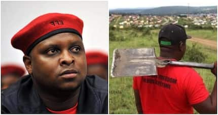 EFF's Shivambu has a #TBT - What's happened since the EFF's birth 5 years ago