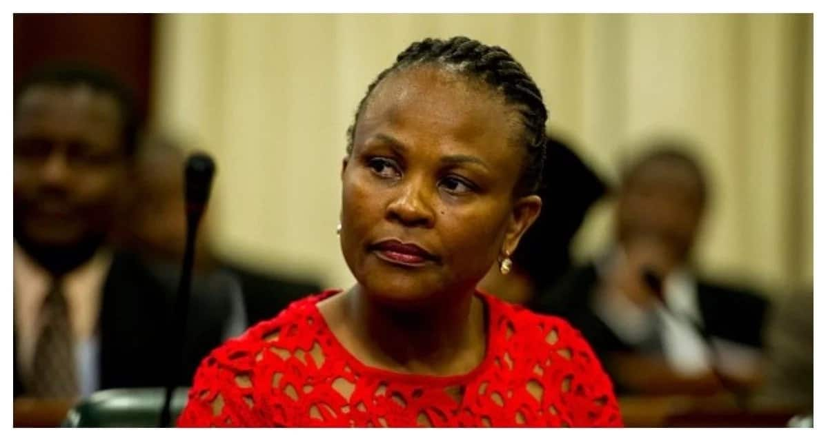 Parliament to question Mkhwebane's loyalties following public comments