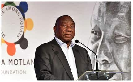 """""""Governance is collapsing"""" - Ramaphosa is concerned that the state is failing the people"""