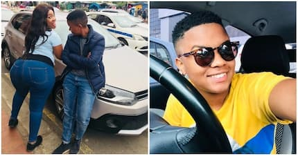 Adorable sibling love: Woman praises her sister for buying a new whip