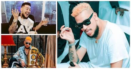 AKA goes on a supa mega Twitter rant: Save your inexperienced advice
