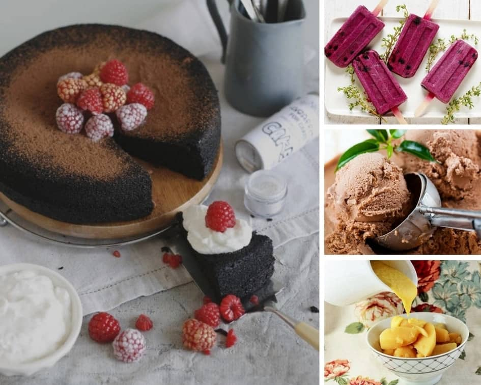 banting dessert recipes banting custard banting cake recipe