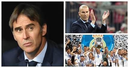 Real Madrid name Julen Lopetegui as Zinedine Zidane's replacement at the Bernabeu