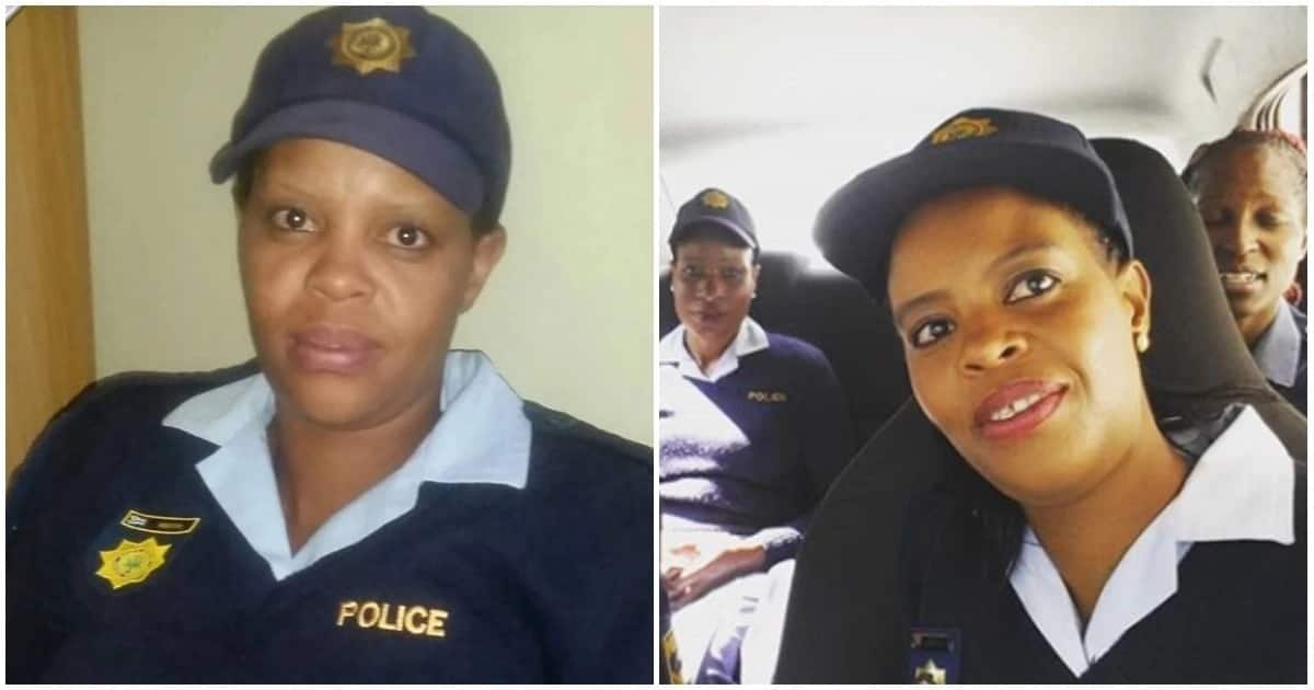 Heroic off-duty policewoman chases down thugs in her private car