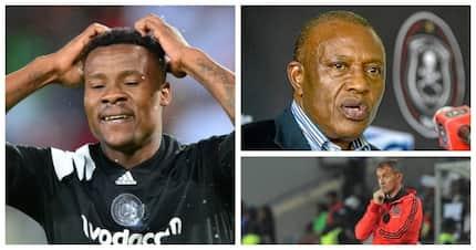 Orlando Pirates to complete investigation into Thamsanqa Gabuza incident before taking action