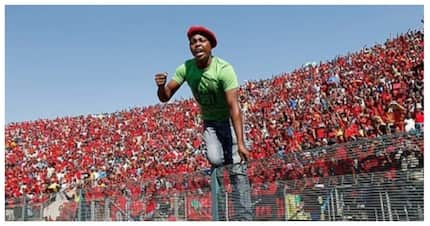 Juju causes social media storm after posting, 'All we want is our Land.'