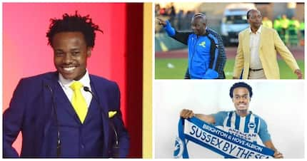 What happens if Percy Tau fails to obtain a UK work visa?