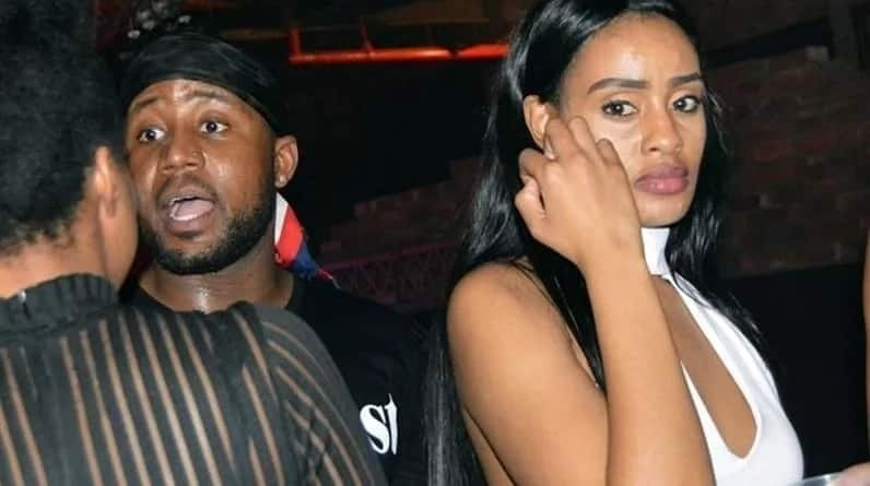 Meet Cassper Nyovest's exes: 4 Ladies that stole the rapper's heart