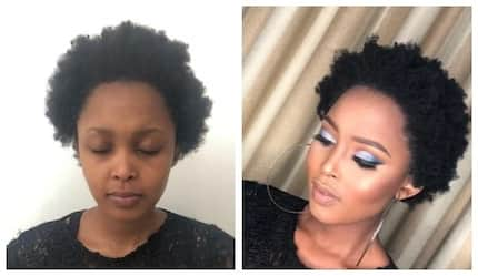 Meet Thato, the co-founder of R&M Makeup Studios