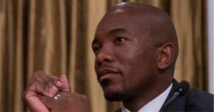 Is Maimane losing South Africa's support?