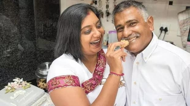 The couple said spontaneity is the secret to their marriage. Source: IOL
