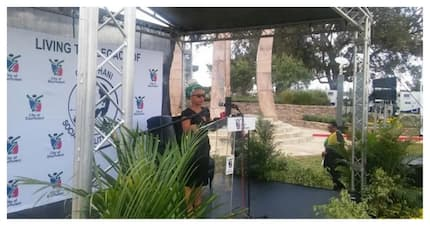 """I will never get over apartheid"" - Chris Hani's daughter speaks at his memorial"