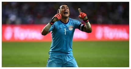 Legendary Egyptian goalkeeper becomes oldest player to ever play in World Cup
