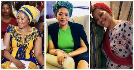 10 times Tobeka Zuma proudly and beautifully displayed African style