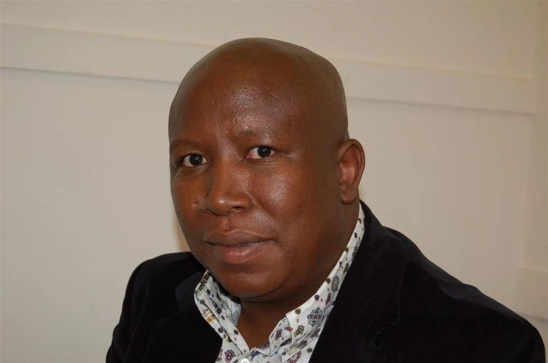Radical body transformation: Julius Malema shares 6 tips for weight loss