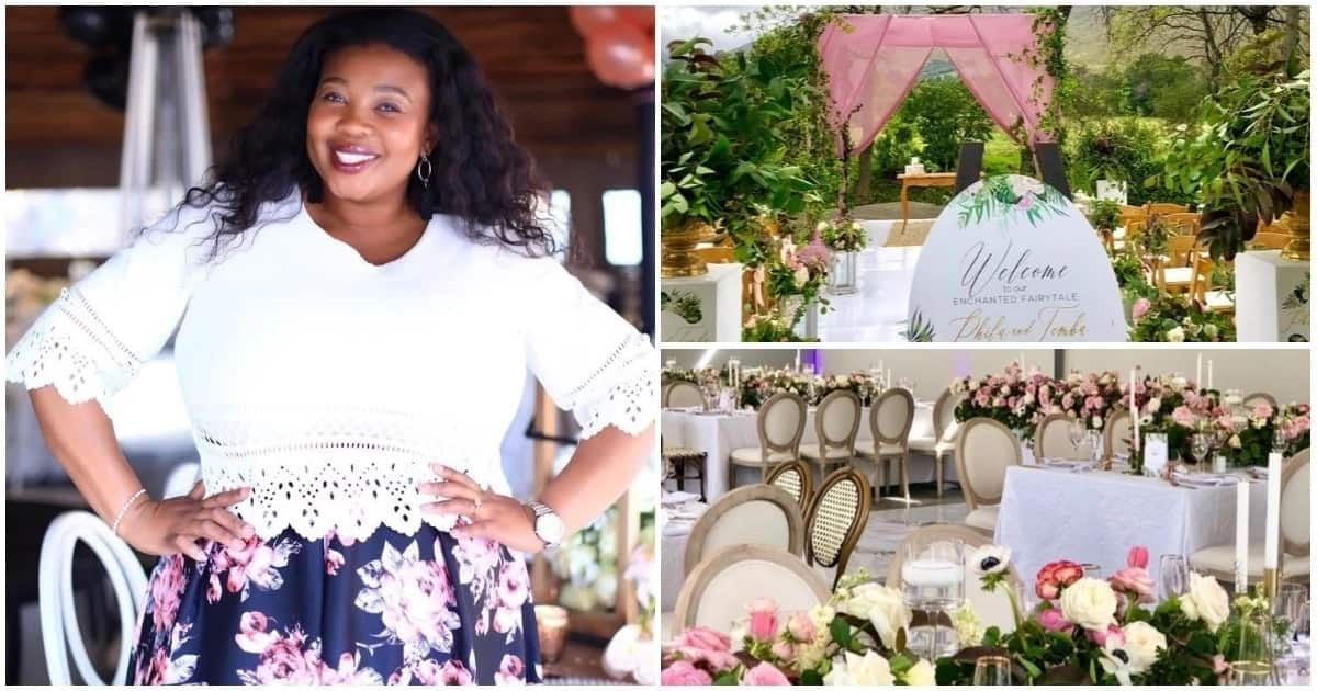 Wedding planner works with celebs, shares how she got to the top