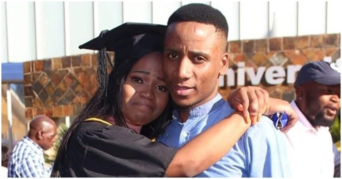 Lady thanks brother who put her through university in heartfelt post