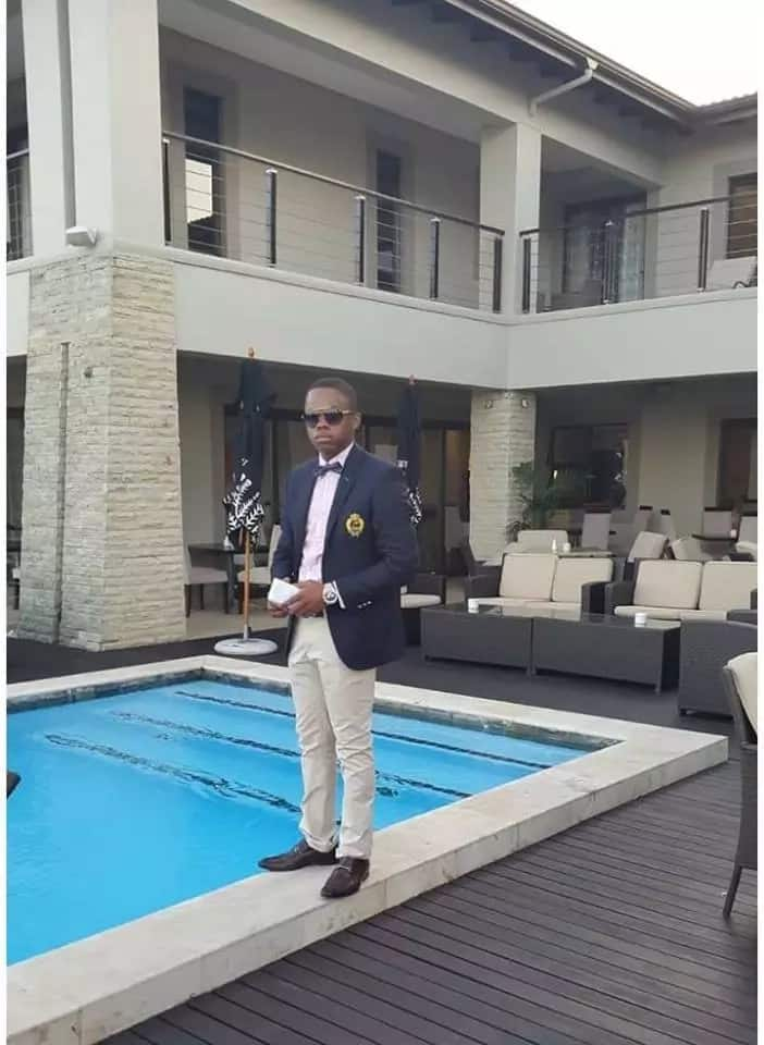 Meet Sandile Shezi: A look at the lavish life of a young South African millionaire