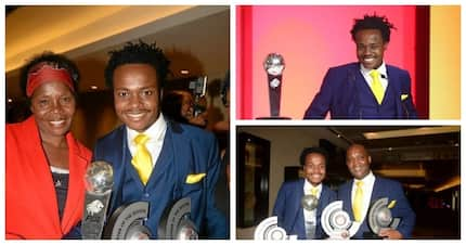 Percy Tau's mom reveals how his success changed her life