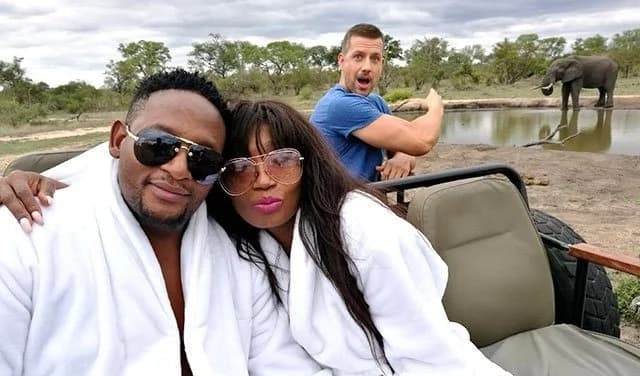 """Team Lichaba"": Sophie Ndaba finally gives fans a glimpse into her traditional wedding"