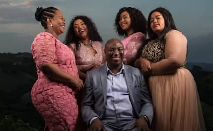 Then there were 5: Internet gives Uthando Nes'thembu's Musa 5th wife