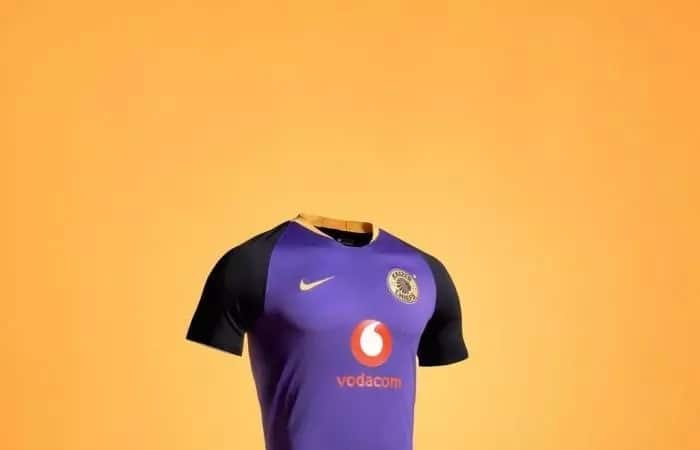Kaizer Chiefs soccer jersey receives international acclaim as its voted the best