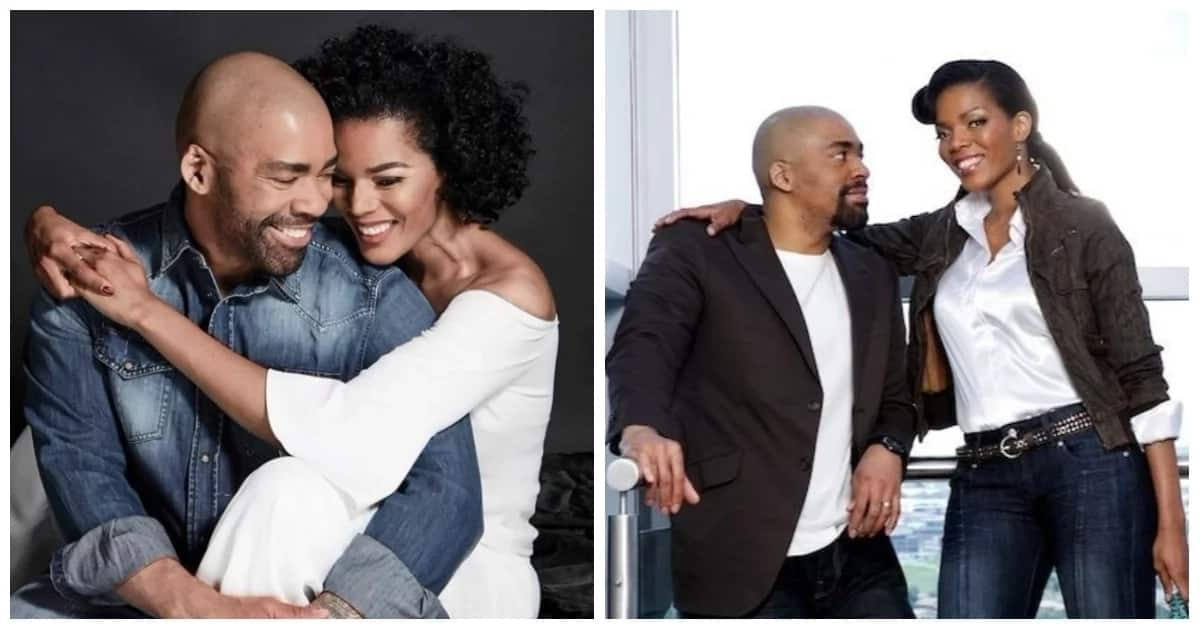 Relationship goals: Shona and Connie Ferguson on keeping love alive
