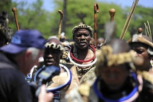 King Makhosonke Enoch Mabena. Source: Sowetan Live
