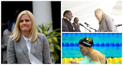 Record-breaking African Olympian, Kirsty Coventry, appointed as Zimbabwe's new minister of sport