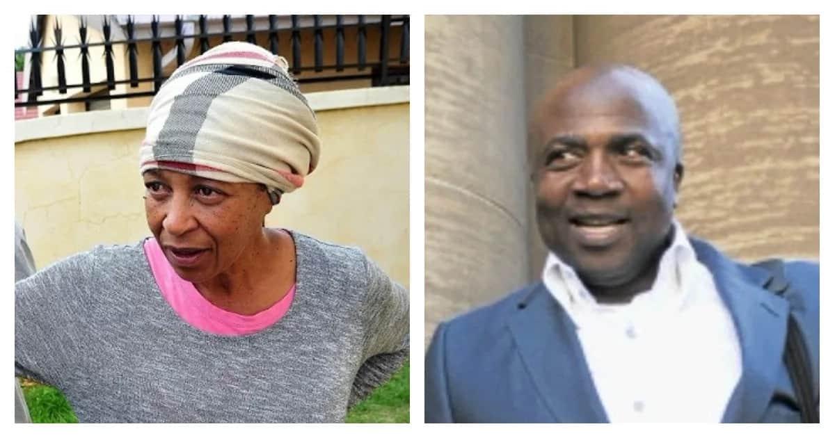 ANC's Chicco Twala and Winnie Mandela's EFF niece in house row