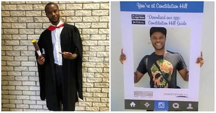 Aspiring neurosurgeon calls on South Africans to help him make a difference