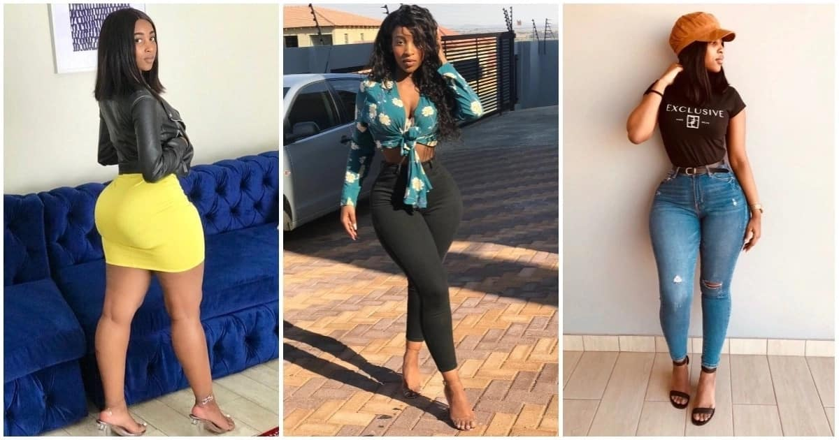 Beautiful Kaizer Chiefs supporter makes Twitter super thirsty