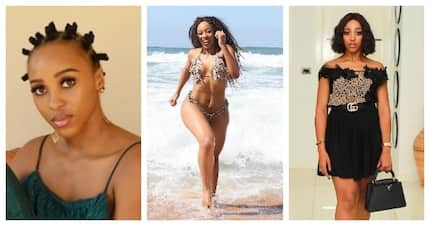 Sbahle Mpisane's dad is positive she will pull though and honours her with fitness day