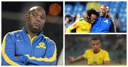 Mamelodi Sundowns get ready for Tau to leave and Jali to join